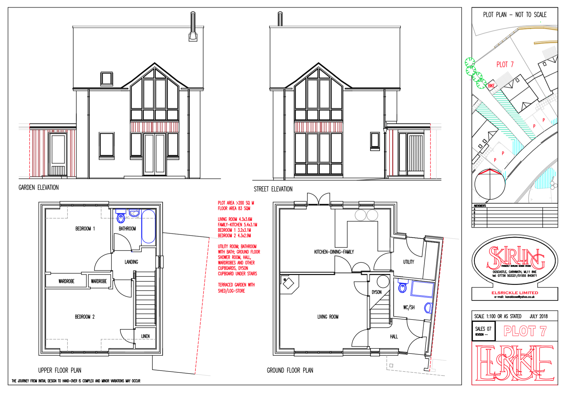 Ellridgehill Eco-friendly Plot 7