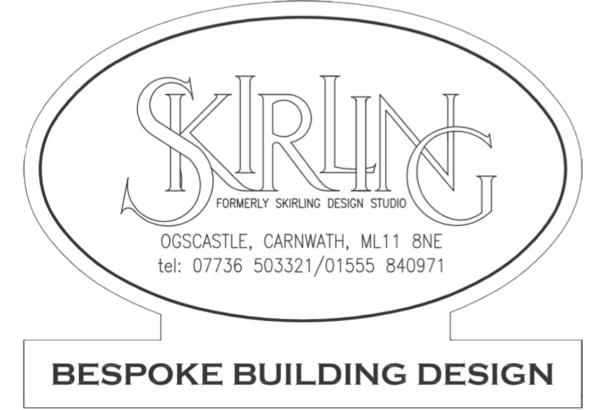 Skirling - Bespoke Building Design