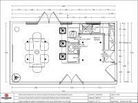 Ellridgehill Plot 7 Kitchen Plans